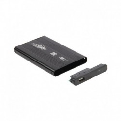 Ad Net Portable External 2.5 Inch Usb To Sata Hdd Hard Disk Drive Case Casing