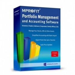 MProfit Advisor 100 - Portfolio Management Software for Financial Advisors
