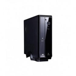 Circle 2.1 Memory Cabinet with Power Supply - Black