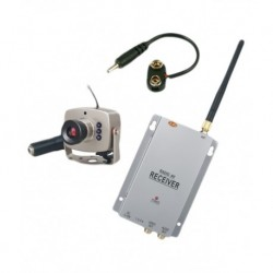 Sunrobotics Wireless Camera ( Surveillance ) With Receiver