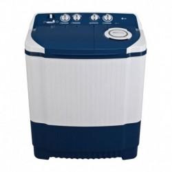 LG 6.5 Kg P7556R3FA Semi Automatic Top Load Washing Machine Dark Blue