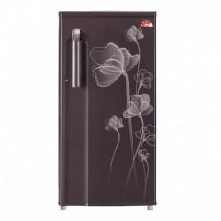 LG 188 LTR 4 Star GL-B191XGHP Direct Cool Refrigerator - Graphite Heart