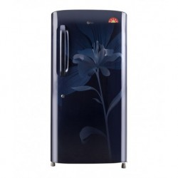 LG 190 LTR 5 Star GL-B201AMLN Direct Cool Refrigerator - Marine Lily