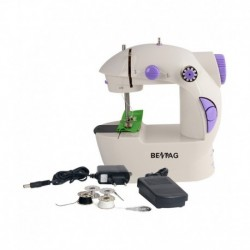 Bentag 4 in 1 Mini Sewing Machine with Foot Pedal