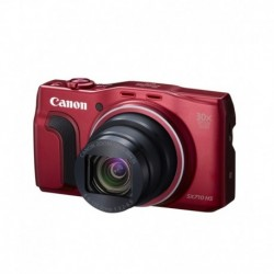 Canon PowerShot SX710 20.3 MP Digital Camera (Red)