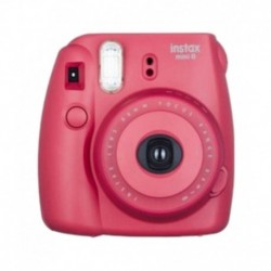 Fujifilm Instax Mini 8 Digital Camera - Raspberry