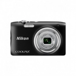 Nikon Coolpix A100 20.1 MP Digital Camera - Black