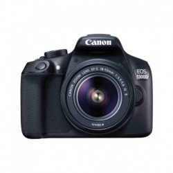 Canon EOS 1300D with 18 - 55 mm Lens with Wifi/NFC and 16GB Card