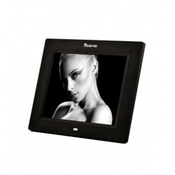 XElectron 8 inch Digital Photo Frame with Remote (Black)