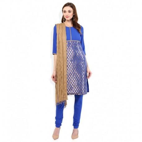 Aurelia Blue Salwar Suit Set