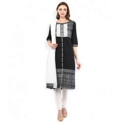 Aurelia Black Salwar Suit Set