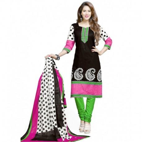 Royalisha Printed Cotton Dress Material