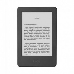 Kindle (Wifi Only, Black)
