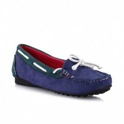 Catwalk Blue Flat Casual Shoes