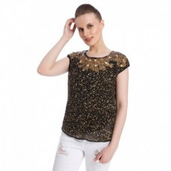 Vero Moda Gold Tops