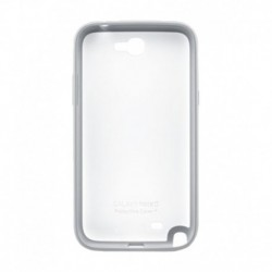 Samsung EFC-1J9BWEGINU Back Cover for Samsung Galaxy Note 2 N7100 - White