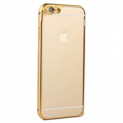 Akira Bumper For Apple iPhone 5S-Golden