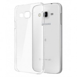 Generix Back Cover For Samsung Galaxy J3 - Transparent