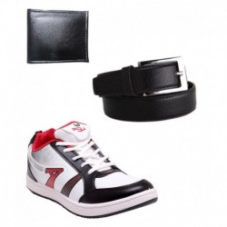 Lancer White Smart Casuals Shoes