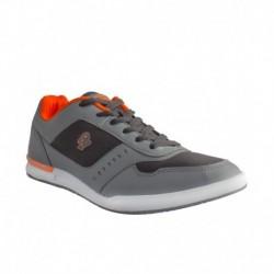 Numero Uno Gray Casual Shoes