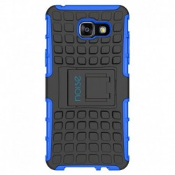 Noise Back Cover With Stand For Samsung Galaxy A7 2016-blue