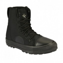 UniStar Robust Black Boots