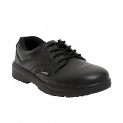 Lancer Black Safety Shoes