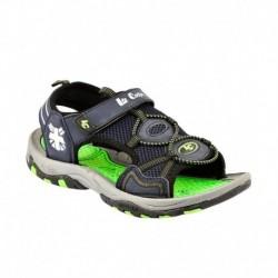 Lee Cooper Green Floater Sandals