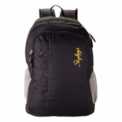 Skybags Arthur Black Laptop Compatible Backpack