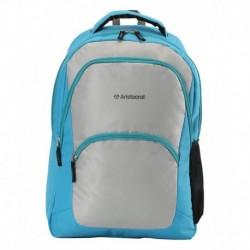Aristocrat 25 ltr Light blue Casual Backpack (BPX2LBL)