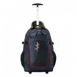 Skybags Blue Overnighter Laptop Compatible Backpack- 40 Litres