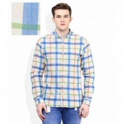 United Colors Of Benetton Beige Slim Fit Shirt