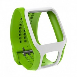 TomTom Comfort Strap - Cardio (White/Green)