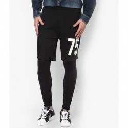 Jack & Jones Black Sweat Pants