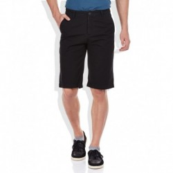 Proline Navy Cotton Shorts
