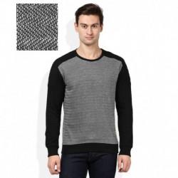 United Colors Of Benetton Grey Solid Sweatshirt