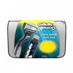 Gillette Mach3 Limited Edition Travel Pack