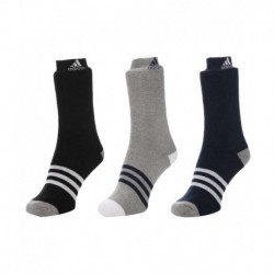 Adidas Full Cushion Crew Socks - Pack Of 3