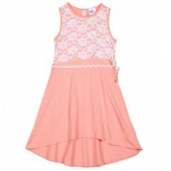 612 League Peachpuff Dress
