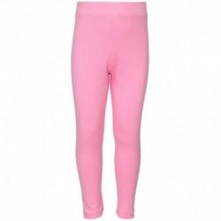 612 League Pink Cotton Regular Tights