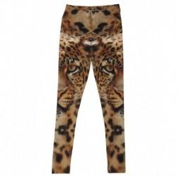 Milk Copenhagen Brown Leopard Leggings