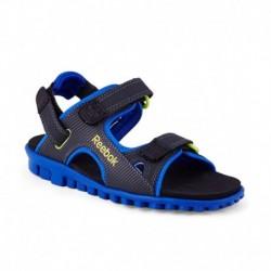 Reebok City Flex Lp Blue Floater Sandals For Kids