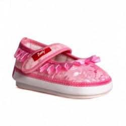 Indman Booty Pink Ballerinas For Kids