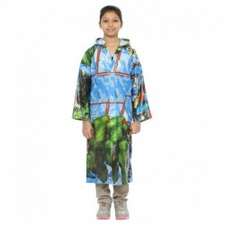rainfun Printed Girls Raincoat