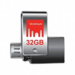Strontium 32GB Nitro Plus OTG 3.0 USB Drive