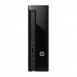 HP Slimline 455-012IL Tower Desktop Intel Core i3(4th Generation)-4 GB-1TB-DOS(Black)