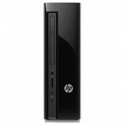 HP Slimline 450-012il Tower Desktop (Intel Pentium-2 GB RAM-500 GB HDD--DOS)