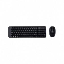 Logitech MK215 Mouse Combo and Wireless Keyboard